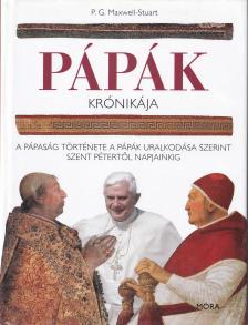 MAXWELL,P.G. - STUART - Pápák krónikája