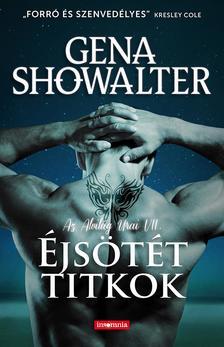 Gena Showalter - Éjsötét titkok - Az Alvilág Urai VII.