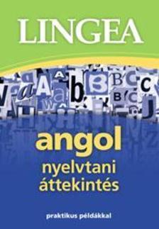 - Angol nyelvtani áttekintés
