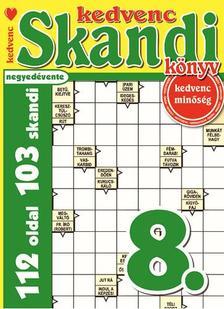 CSOSCH KIADÓ - Kedvenc Skandi Könyv 8. ###