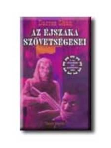Shan Darren - AZ ÉJSZAKA SZÖVETSÉGESEI - VÁMPÍR KÖNYVEK 8. -__