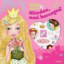 - Minden, ami hercegnő - 500 új matrica