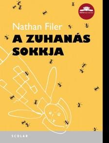 Nathan Filer - A zuhanás sokkja [eKönyv: epub, mobi]
