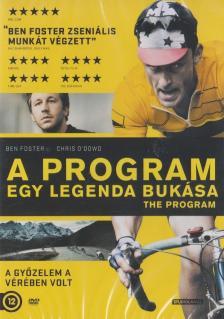 FREARS - PROGRAM - EGY LEGENDA BUKÁSA