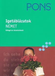 WEERMANN - PONS IGETÁBLÁZATOK - NÉMET