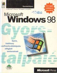 Microsoft Windows 98 gyorstalpaló [antikvár]