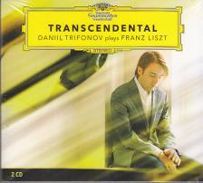 LISZT - TRANSCENDENTAL 2CD DANIIL TRIFONOV