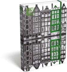 13122 - Füzetbox A/5 GEO City Amsterdam 17262906