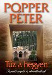 POPPER PÉTER - TŰZ A HEGYEN - IZRAELI NAPLÓ ÉS ELMÉLKEDÉSEK<!--span style='font-size:10px;'>(G)</span-->