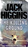 Jack Higgins - The Killing Ground [antikvár]