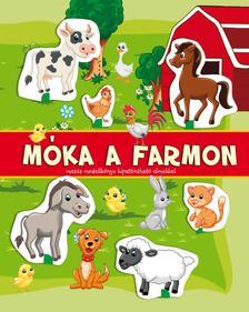 - Móka a farmon - Mesés modellkönyv társasjátékkal