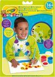 - Crayola Mini Kids festőköpeny