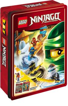 - LEGO Ninjago / Meglepetésdoboz