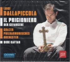 DALLAPICCOLA - IL PRIGIONIERO,CD