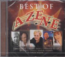 - BEST OF A ZENE CD SOMLÓ,BALÁZS FECÓ,CSERHÁTI,DEÁK BILL,SZULÁK ÉS MÁSOK