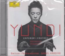 BEETHOVEN,SCHUMANN - EMPEROR FANTASY CD YUNDI