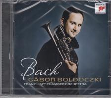 Bach - BACH CD BOLDOCZKI GÁBOR, BARÁTI, LISZT FERENC CHAMBER ORCHESTRA