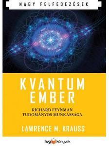 Krauss, M. Lawrence - Kvantumember - Richard Feynman tudományos munkássága