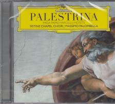 PALESTRINA - MISSA PAPAE MARCELLI - MOTETS CD SISTINE CHAPEL CHOIR, MASSIMO PALOMBELLA