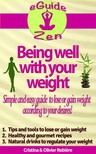 Olivier Rebiere Cristina Rebiere, - Being well with your weight [eKönyv: epub,  mobi]