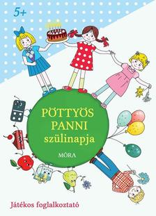- Pöttyös Panni szülinapja - játékos foglalkoztató