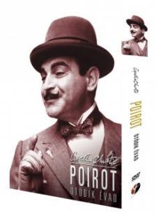 Agatha Christie - POIROT - ÖTÖDIK ÉVAD  3DVD