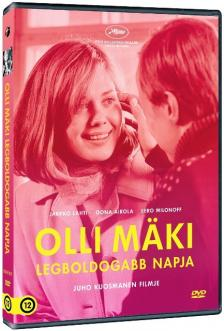 JUHO KUOSMANEN - OLLI MAKI LEGBOLDOGABB NAPJA DVD
