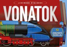 - Legendás utazások - Vonatok (ÚJ)
