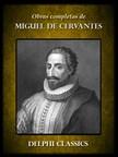 Cervantes - Obras Completas de Miguel Cervantes [eKönyv: epub,  mobi]