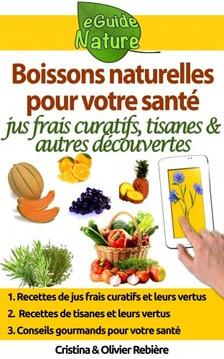 Olivier Rebiere Cristina Rebiere, - Boissons naturelles pour votre santé [eKönyv: epub, mobi]