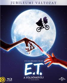Steven Spielberg - E.T. A FÖLDÖNKÍVÜLI - JUBILEUMI VÁLTOZAT