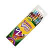 - Radírvégű,  csavarozható színes ceruza,  12 db