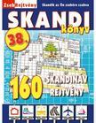 CSOSCH KIADÓ - ZsebRejtvény SKANDI Könyv 38. #