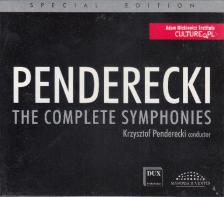 PENDERECKI - THE COMPLETE SYMPHONY,5 CD