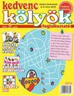 CSOSCH KIADÓ - Kedvenc Kölyök Foglalkoztató 25.<!--span style='font-size:10px;'>(G)</span-->