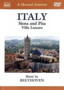 BEETHOVEN - ITALY - SIENA AND PISA - VILLA LUXORO DVD