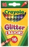 - Crayola Csillámos zsírkréta 16 db-os