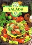 LAJOS MARI - HEMZŐ KÁROLY - 99 Salads with 33 Colour Photographs [antikvár]