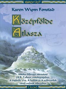 Karen, Wynn Fonstad - Középfölde Atlasza - új, javított kiadás