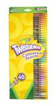 - Crayola csavarozható színes ceruza 40 db