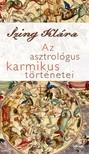 Izing Klára - Az asztrológus karmikus történetei [eKönyv: epub,  mobi]