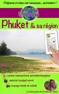 Olivier Rebiere Cristina Rebiere, - eGuide Voyage: Phuket [eKönyv: epub, mobi]