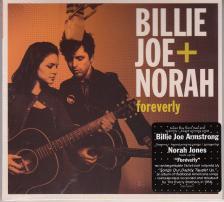 FOREVERLY CD - NORAH JONES & BILLIE JOE ARMSTRONG (GREEN DAY)