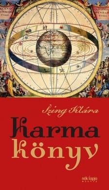 Izing Klára - Karma könyv [eKönyv: epub, mobi]