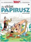 René Goscinny - Asterix 36. - Az eltűnt papirusz<!--span style='font-size:10px;'>(G)</span-->