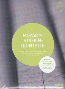 MOZART - STREICHQUINTETTE,2 DVD