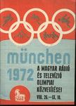 - München 1972 [antikvár]