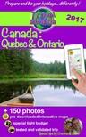 Olivier Rebiere Cristina Rebiere, - Travel eGuide: Canada - Ontario & Quebec [eKönyv: epub,  mobi]