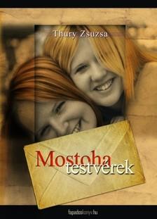 Thury Zsuzsa - Mostohatestvérek [eKönyv: epub, mobi]
