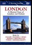 DVORAK - LONDON - TOUR OF LONDON AND OXFORD DVD
